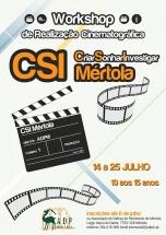 CSI Mértola - Criar, Sonhar, Investigar Mértola