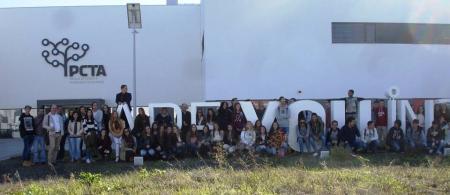 ADPM leva alunos de Mértola ao PCTA