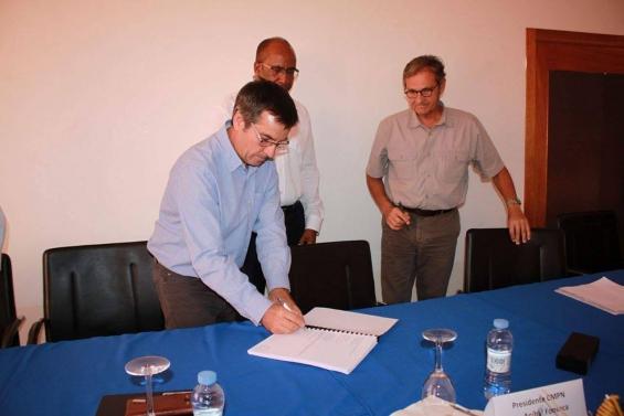 ADPM Mértola e a União Europeia assinaram o contrato de subvenção do Projeto RAIZES