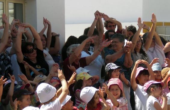Alunos da escola E.B. 2,3 S. Sebastião de Mértola visitaram a Herdade das Romeiras no âmbito do projeto LIFE+ IBERLINCE