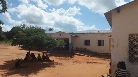 Instalação de Painéis Solares na Maternidade de Napala (Monapo – Moçambique)