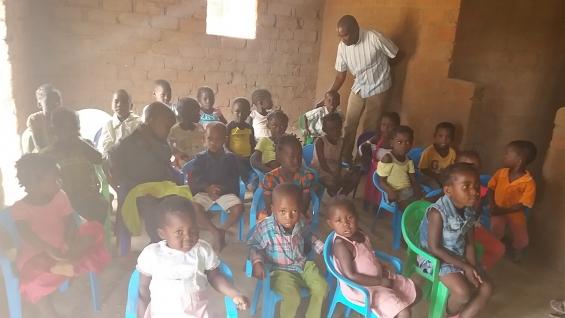 Escolinhas Comunitárias de Monapo – Um Espaço Seguro e de Aprendizagem