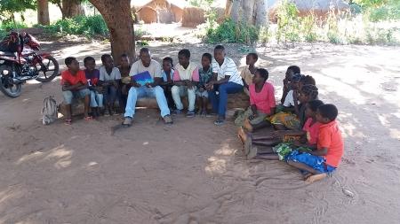 ADPM Promove Atividades de Educação Itinerante nos Bairros de Monapo – Moçambique