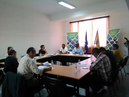Visita de acompanhamento do Camões ICL e da Embaixada de Portugal em Cabo Verde a projetos implementados pela ADPM