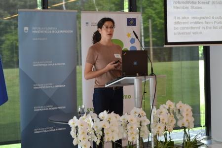 Projeto Life Montado-Adapt apresentado na Eslovénia