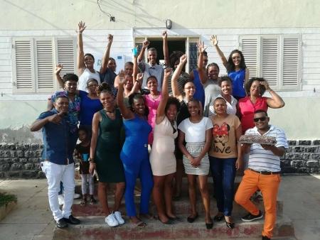 Formação de criação de micro-negócios na Ilha de Santo Antão