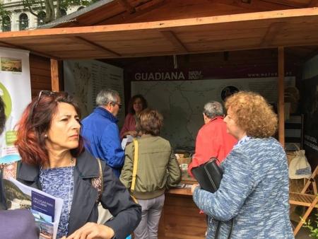 Guadiana NATURAL.PT marcou presença na Madbird'18