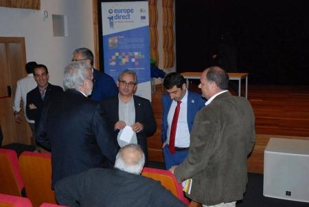 Centro de Informação Europe Direct marca presença no Encontro de Culturas em Serpa