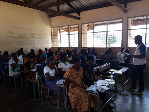 ADPM promove formação para professores de Monapo