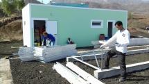 Trabalhos de eletrificação no Planalto Norte avançam a bom ritmo