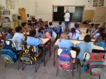 Projeto Raízes dá o pontapé de saída nas atividades de sensibilização ambiental