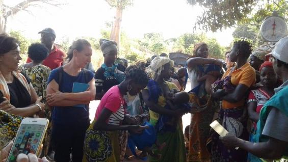 Chefes da Cooperação de países da União Europeia acompanham trabalho da ADPM em Moçambique