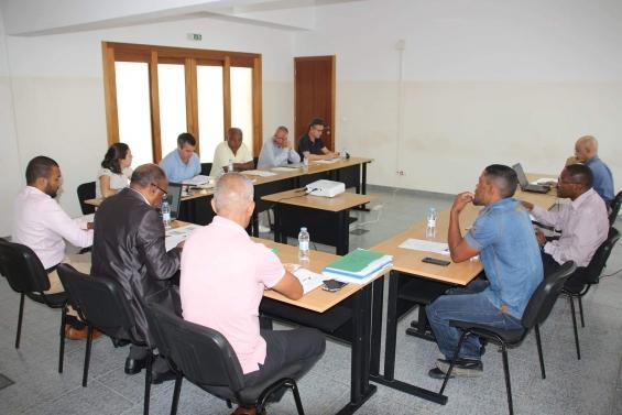ADPM marca presença no Comité de Pilotagem do Projeto