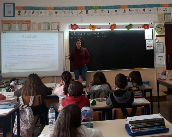 Educar para as questões ambientais