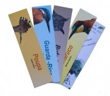 Marcadores de Aves Livros de Aves