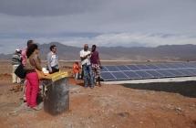Trabalho de Cooperação para o Desenvolvimento em Cabo Verde