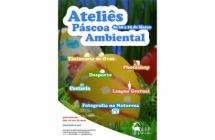 Ateliês - Páscoa ambiental