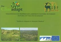 Diagnóstico da propriedade agrosilvo - pastoril no parque natural do vale do Guadiana  Medidas de adaptação às alterações climáticas
