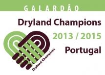 Galardão Dryland Champions Portugal 2013 / 2015