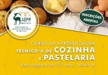 Curso de Aprendizagem - Técnico/a de Cozinha e Pastelaria