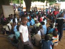 Projeto de Apoio à Criança - Moçambique