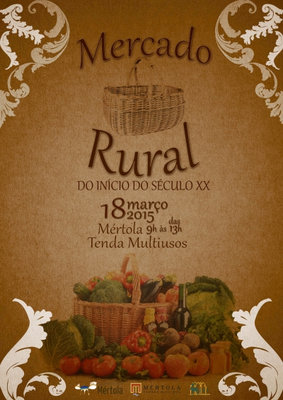 Mercado Rural de Mértola 2015