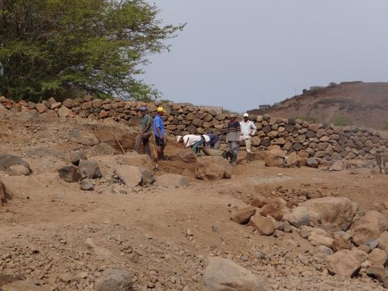 """Projeto """"Um Desenvolvimento Sustentável para Chã de Norte"""" continua a bom ritmo"""
