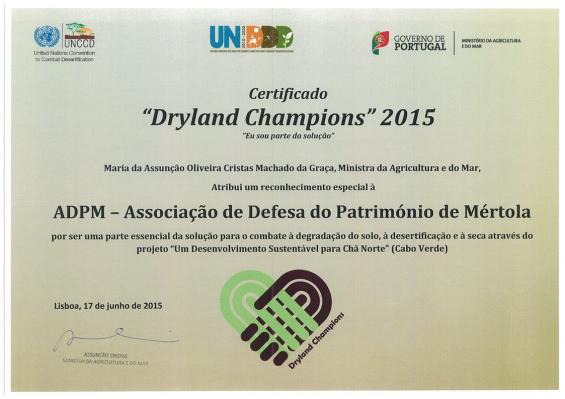 Nações Unidas atribui prémio
