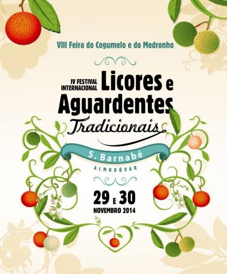 Conheça agora o programa do IV Festival de Licores e Aguardentes Trdaicionais/VIII Feira do Cogumelo e do Medronho