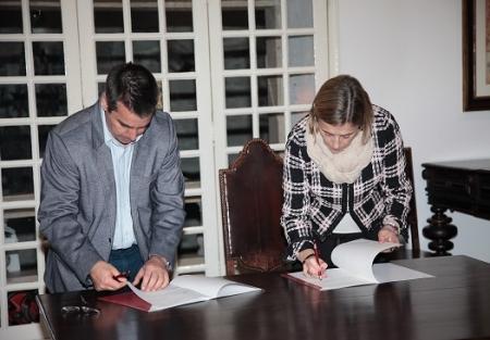 ADPM e Universidade de Évora assinam protocolo para colaboração em áreas de interesse mútuo no âmbito do ensino e investigação