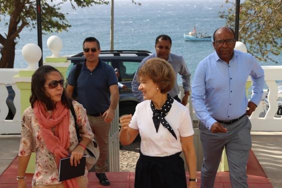 Projeto RAIZES recebe visita da cooperação portuguesa