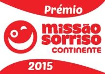 Prémio Missão Sorriso 2015