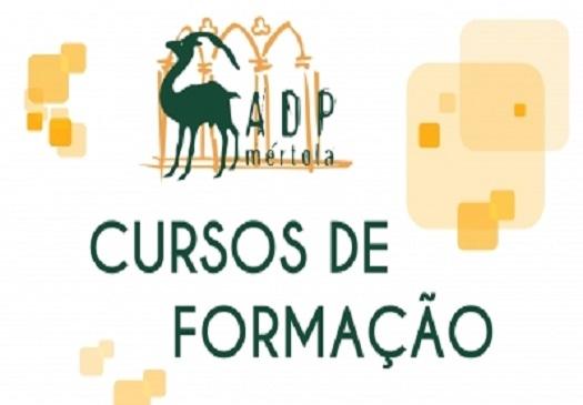 Abertas as inscrições para Cursos de Formação na ADPM