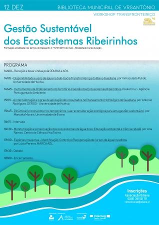 Valorização e promoção do património água