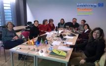"""Os parceiros do projeto ValuePAM: """"Valorização das plantas aromáticas e medicinais"""" reúnem-se na sede do Centro Tecnológico Florestal da Catalunha"""