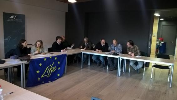 Técnicos da ADPM Presentes na Catalunha em Encontro Dedicado à Floresta